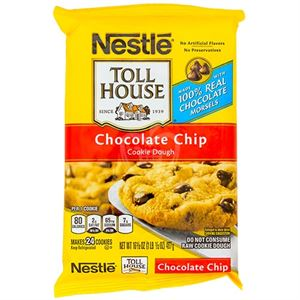 Toll House Cookie Bar Recipe